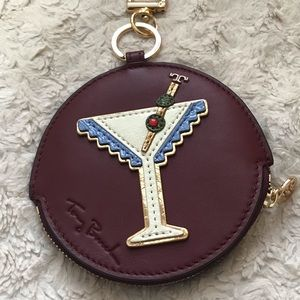 Tory Burch Key chain/ Coin purse
